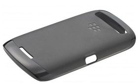 Blackberry 9380 - Soft Shell - Black