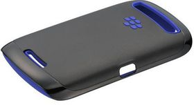 Blackberry 9380 - Premium Skin - Black and Vivid Violet