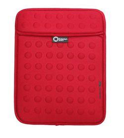 Vax Barcelona Bonanova - 10 Inch Notebook Sleeve - Red