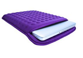 Vax Barcelona Bonanova - 14 Inch Notebook Sleeve - Purple