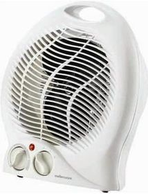 Mellerware - Floor Fan Heater - 2000 Watts