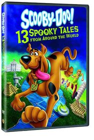 Scooby-Doo 13 Spooky Tales Around the World (DVD)