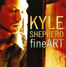 Kyle Shepherd - Fine Art (CD)