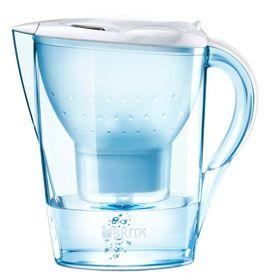 Brita - Marella Extra Large 3-5 L Water Filter Jug - White