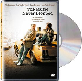 The Music Never Stopped (DVD)