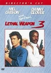Lethal Weapon 3 Director's Cut - (DVD)