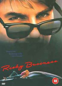 Risky Business - (DVD)