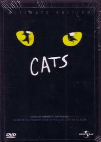 Cats Andrew Lloyd Webber (Ultimate Edition)(DVD)