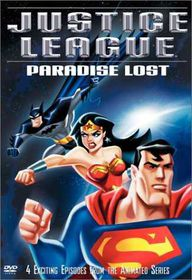Justice League Paradise Lost (DVD)