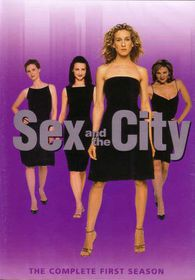 Sex and the City - Season 1 (2 Disc Set) - (DVD)