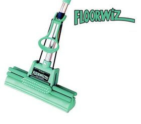 Verimark - Floorwizz Pro and Brush Attachment