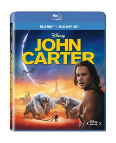 John Carter (2D & 3D Blu-ray Superset)