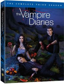 Vampire Diaries Season 3 (DVD)