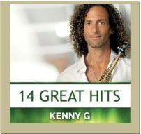Kenny G - 14 Great Hits (CD)
