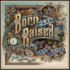 Mayer John - Born And Raised (CD)