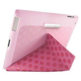 Ozaki iCoat Slim Y - Case for iPad - Pink