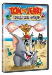 Tom And Jerry Tough And Tumble (DVD)