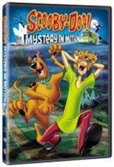 Scooby-Doo Mystery In Motion (DVD)
