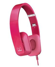 Nokia Monster - Purity HD Stereo Headset - Pink
