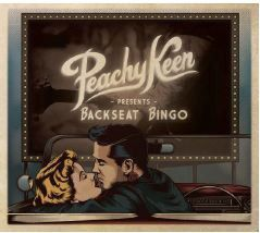 Peachy Keen - Backseat Bingo Ep (CD)