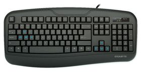 Gigabyte Force K3 - Gaming Keyboard - Black