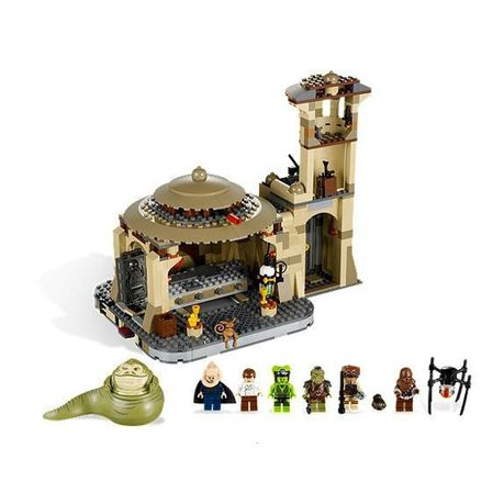 Lego Star Wars Jabbas Palace Buy Online In South Africa