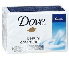 Dove Soap 100G Four Pack White    3579