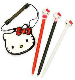 Hello Kitty DS Stylus Set (NDS)