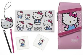 Hello Kitty DS 7 in 1 Accessory Pack (NDS)
