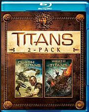 Wrath Of The Titans/Clash Of Titans Box Set (Blu-ray)