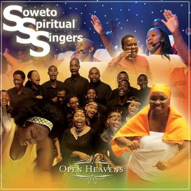 Soweto Spiritual Singers - Open Heavens (CD)