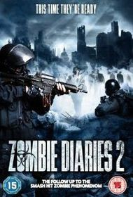 World of the Dead: Zombie Diaries 2 (DVD)