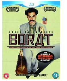 Borat: Cultural Learnings of America for Make Benefit Glorious Nation of Kazakhstan (Blu-ray)