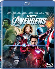 The Avengers (Blu-ray/DVD Combo)