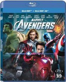 The Avengers (3D & 2D Blu-ray Superset)