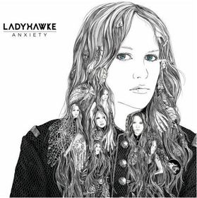 Ladyhawke - Anxiety (CD)