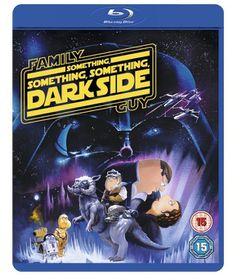 Family Guy Something, Something, Something Dark Side (Blu-ray)