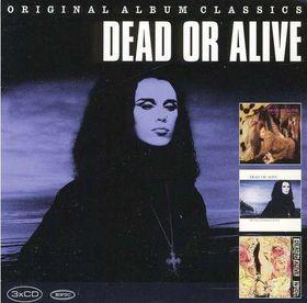 Dead Or Alive - Original Album Classics (CD)