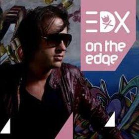 Edx - On The Edge (CD)