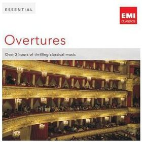 Essential Overtures - Various Artists (CD)