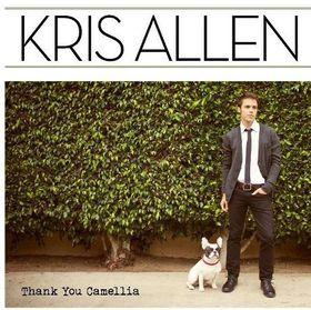 Allen Kris - Thank You Camellia (CD)
