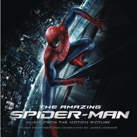 Soundtrack - The Amazing Spider-Man (CD)