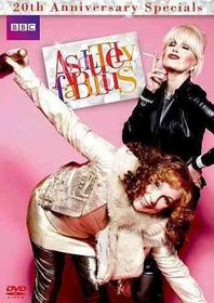 Absolutely Fabulous:20th Anniversary - (Region 1 Import DVD)