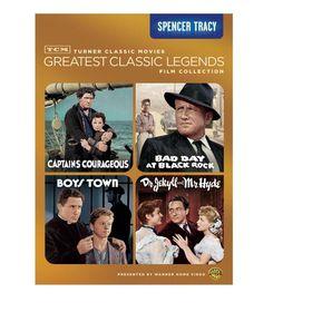Tcm Greatest:Legends Spencer Tracy - (Region 1 Import DVD)