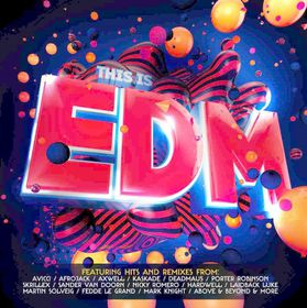 This Is EDM - Various Artists (CD)