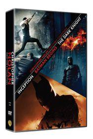 Christopher Nolan Directors Collection (DVD)