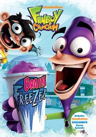 Fanboy and Chum Chum: Brain Freeze (DVD)
