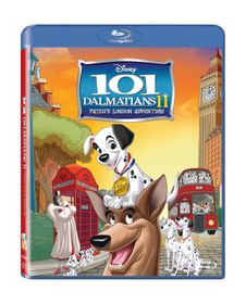 101 Dalmatians 2: Patch's London Adventure (Blu-ray)