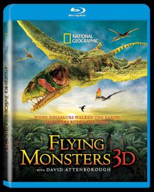 Flying Monsters (3D Blu-ray)