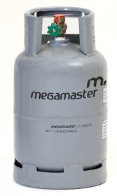 Megamaster - 3kg Gas Cylinder